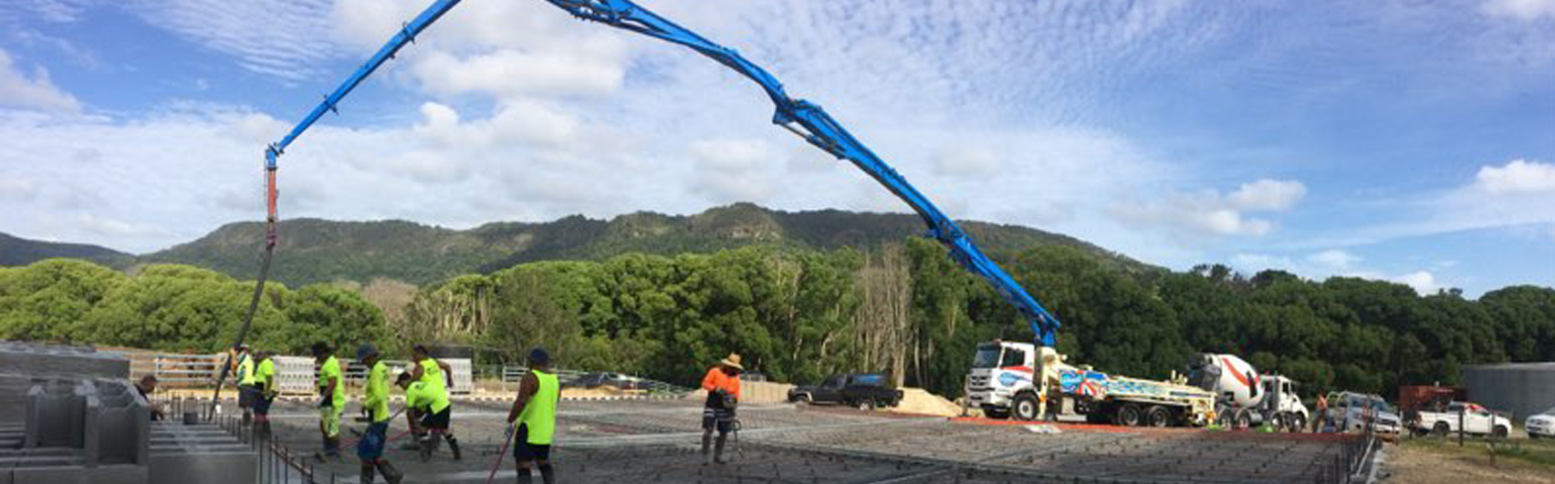 Concrete Pump Truck | Concrete Services | Gold Coast | Classic Concrete Pumping | New Slide 4