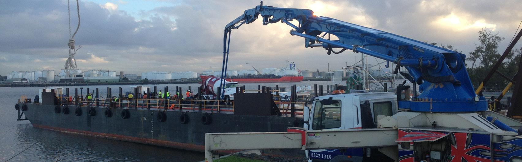 Concrete Pump Truck | Concrete Services | Gold Coast | Classic Concrete Pumping | New Slide 5