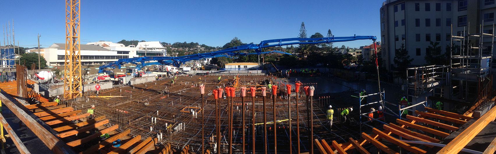 Concrete Pump Truck | Concrete Services | Gold Coast | Classic Concrete Pumping | New Slide 6